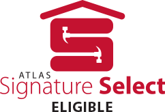 Atlas Signature Select Roofing System Eligible